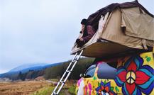 Campervan Hire Locations